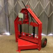 Hydraulic Stone & Slab Cutters (For Hire)
